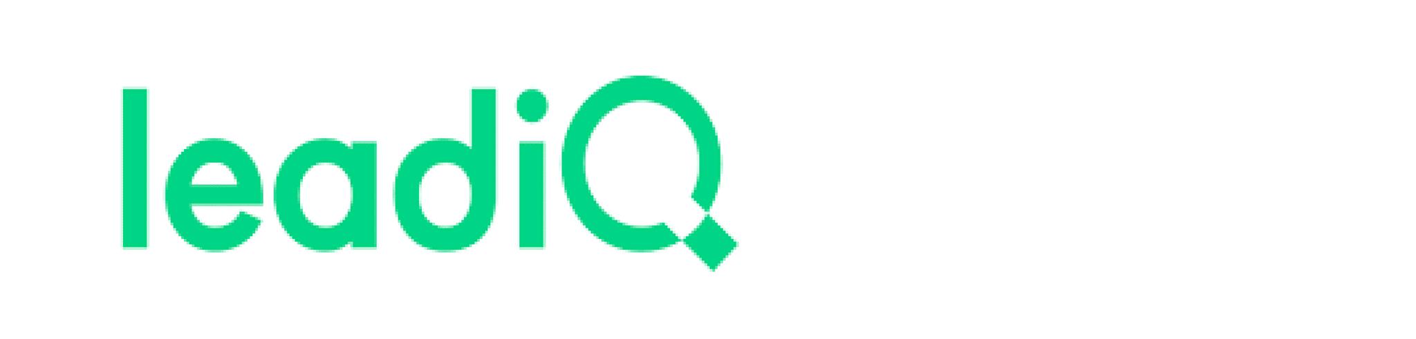 LeadIQ brand logo