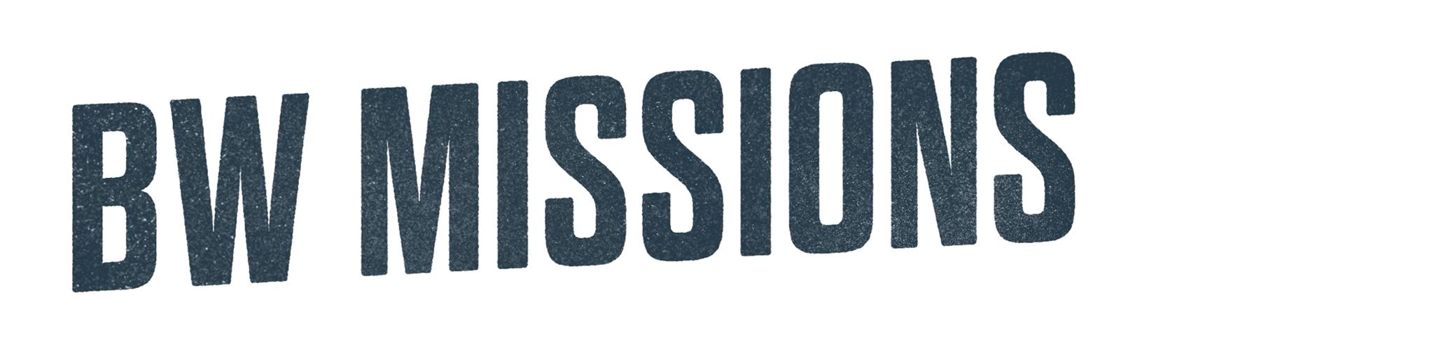 BW Missions brand logo