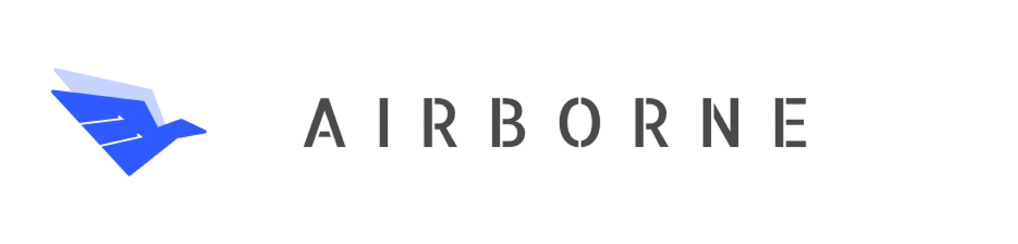 Airborne App brand logo