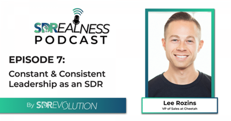 SDRealness Episode 7 with Lee Rozins, Horizontal Graphic